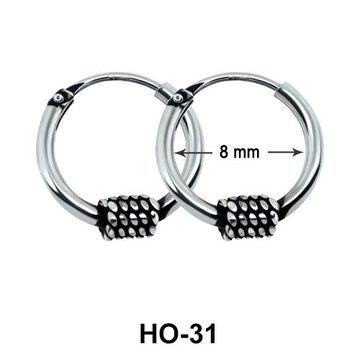 Hoop Earrings HO-31