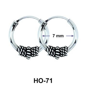 Hoop Earring HO-71