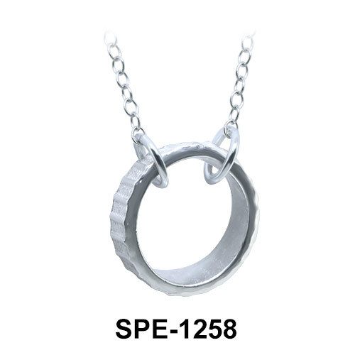 Silver Pendant SPE-1258