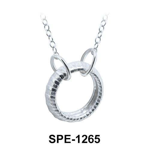 Silver Pendant SPE-1265