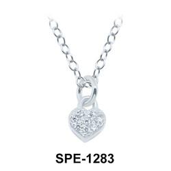 Pendants Silver SPE-1283