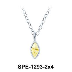 Pendant Silver SPE-1293-2x4