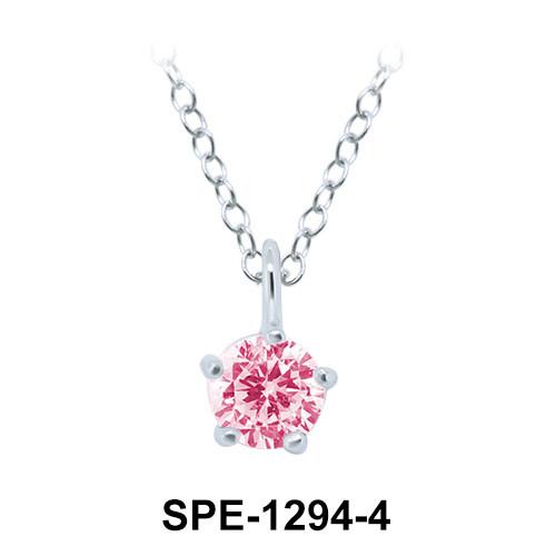 Pendant Silver SPE-1294-4
