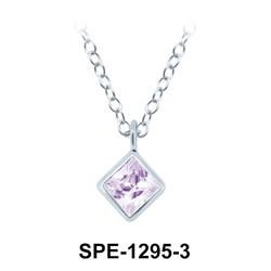Pendant Silver SPE-1295-3