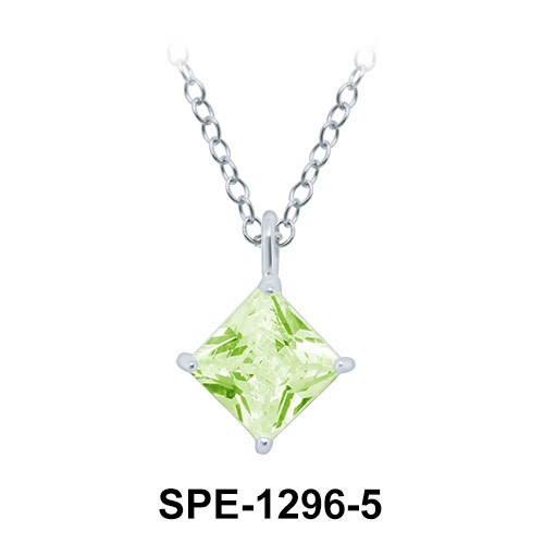 Pendant Silver SPE-1296-5