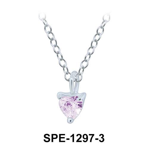 Pendant Silver SPE-1297-3