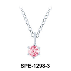Pendant Silver SPE-1298-3