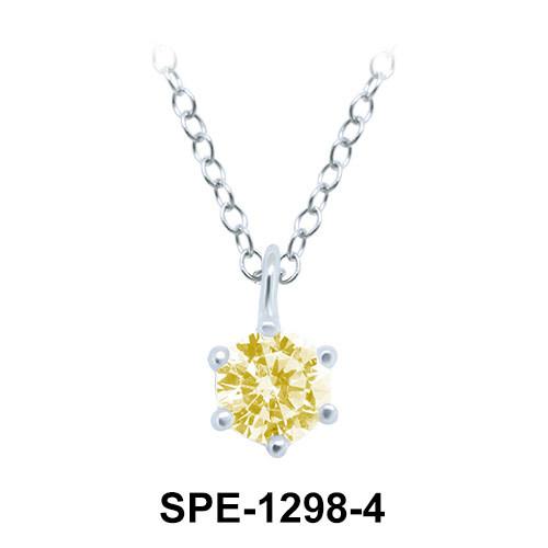 Pendant Silver SPE-1298-4