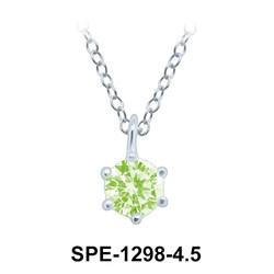 Pendant Silver SPE-1298-4.5