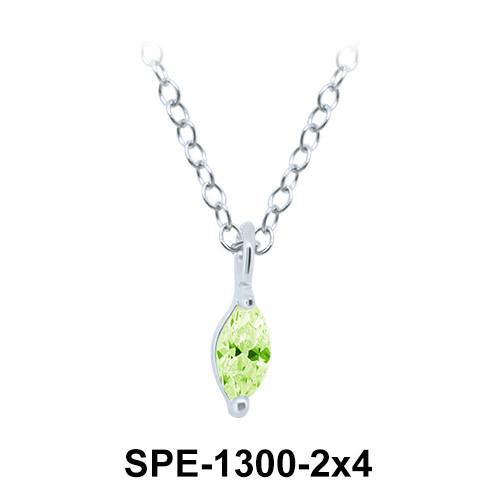 Pendant Silver SPE-1300-2x4