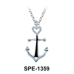 Cutie Anchor Pendants SPE-1359