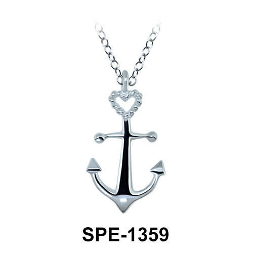 Cutie Anchor Pendants SPE-1359
