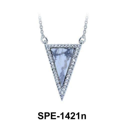 Pendant Silver SPE-1421n