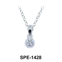 Pendants Silver SPE-1428