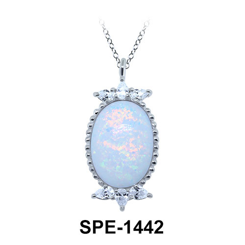 Pendants Silver SPE-1442