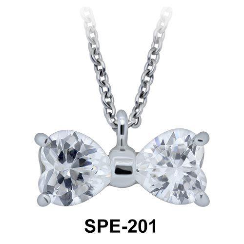 Pendants Silver SPE-201