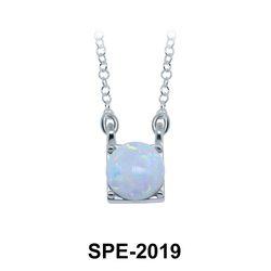 Pendant Silver SPE-2019