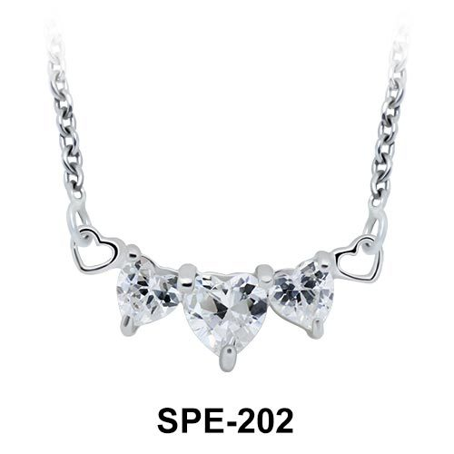 Pendants Silver SPE-202