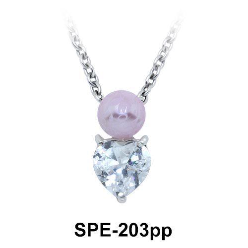 Pendants Silver SPE-203pp