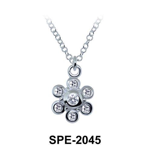 Pendant Silver SPE-2045