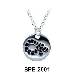 Pendant Silver SPE-2091