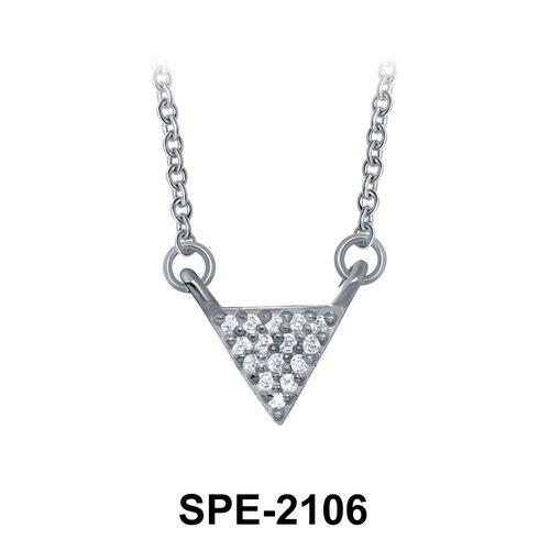 Pendant Silver SPE-2106