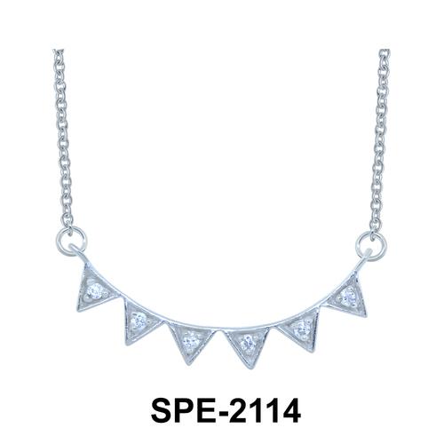 Silver Pendants Line SPE-2114