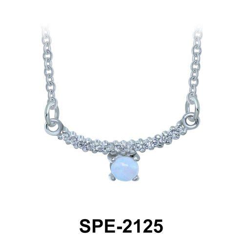 Pendant Silver SPE-2125