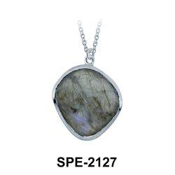 Labradorite Pendant Silver SPE-2127