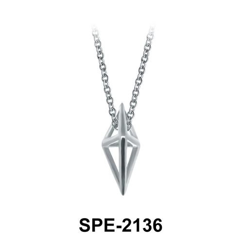 Pendant Silver SPE-2136