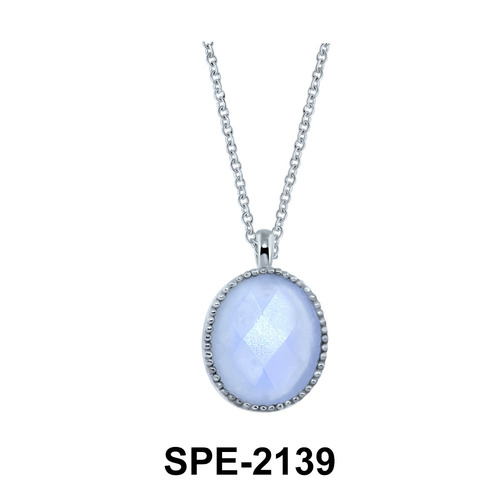 Pendant Silver SPE-2139
