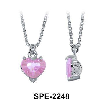 Pendant Silver SPE-2248