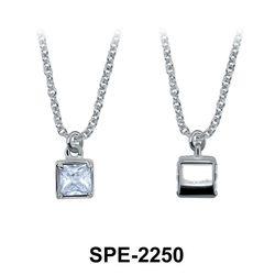 Pendant Silver SPE-2250