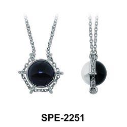 Pendant Silver SPE-2251-WHBK