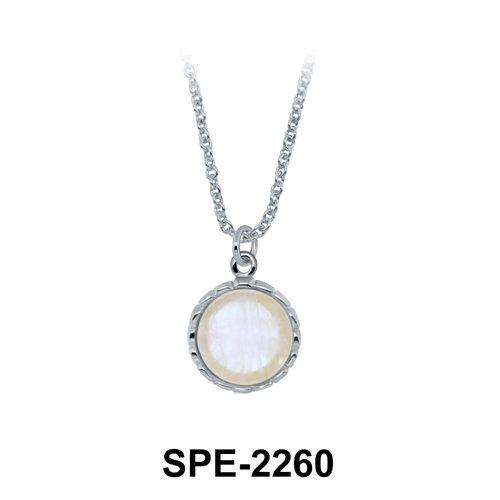 Pendant Silver SPE-2260