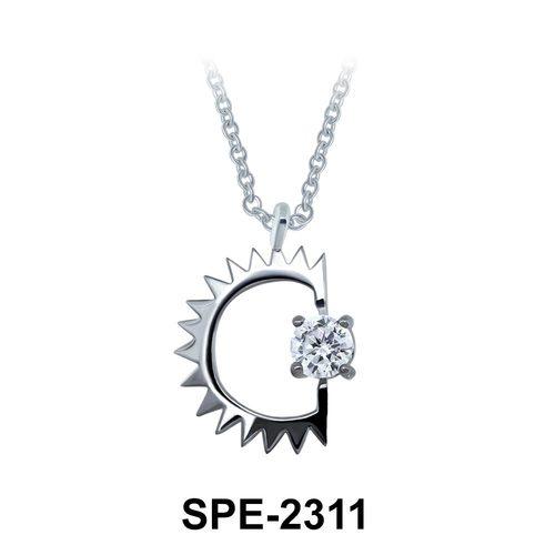 Pendant Silver SPE-2311