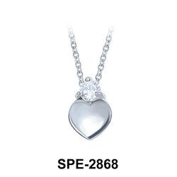 Pendant Silver SPE-2868