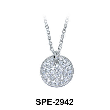 Pendant Silver SPE-2942