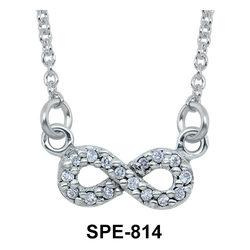 Infinity Shaped Pendants SPE-814
