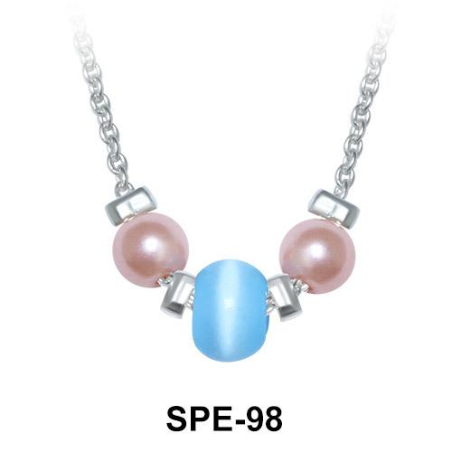 Pendant Silver Pretty Pearl SPE-98
