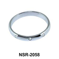 Silver Rings NSR-2058