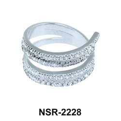 Silver Rings NSR-2228