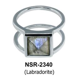 Silver Rings NSR-2340-LB