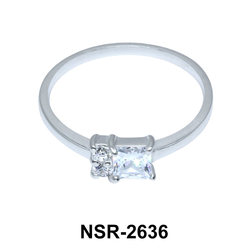 Silver Ring NSR-2636