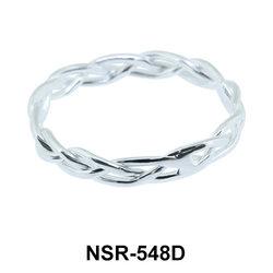 Ornament Silver Rings NSR-548D