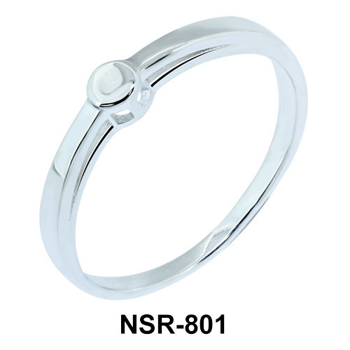 Little Circle Design Ring NSR-801