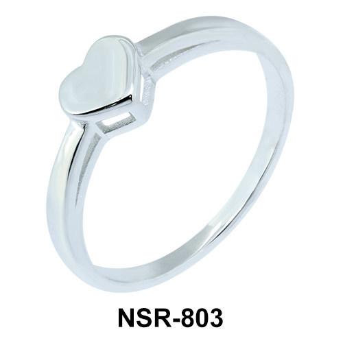 Heart Design Ring NSR-803