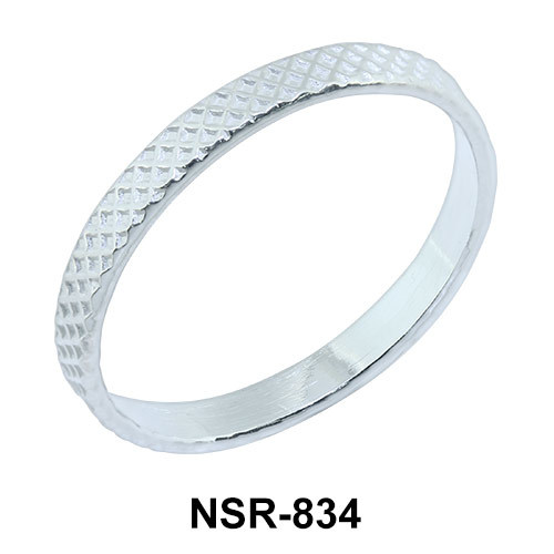 Unique Pattern Design Ring NSR-834