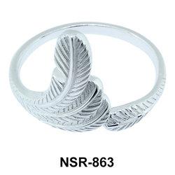 Silver Rings NSR-863