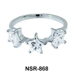 Silver Rings NSR-868